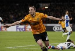 """EL: """"Wolves"""" – viena koja kitame etape, """"Arsenal"""" iš Graikijos grįžta su minimaliu pranašumu"""
