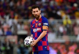 L. Messi susidūrė su šešerius metus neregėta įvarčių sausra