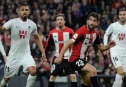 """Pirmajame Karaliaus taurės pusfinalio mače – """"Athletic"""" pergalė"""