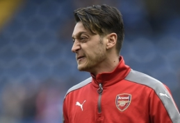 """M.Arteta gali atsisveikinti su garsiausiais """"Arsenal"""" žaidėjais"""