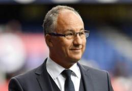 """""""Ligue 1"""" klubo prezidentas įtariamas seksualiniu priekabiavimu"""