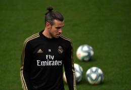 """G. Bale'o agentas: """"Mažai šansų, kada jis kada nors grįš į """"Tottenham"""""""