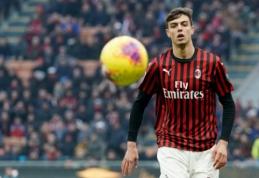 """Milan"" ekipoje debiutavo trečios Maldini kartos atstovas"