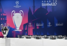 Čempionų ir Europos lygų finalai įvyks birželio pabaigoje