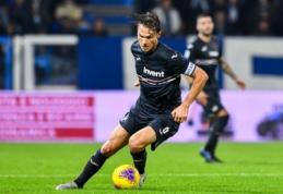 """Koronavirusu užsikrėtė dar keturi """"Sampdoria"""" žaidėjai"""