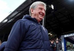 """R. Hodgsonas dar vienam sezonui lieka """"Crystal Palace"""" klube"""