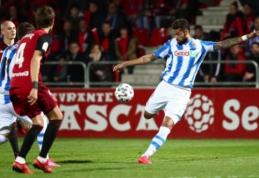 """Pirmasis Karaliaus taurės finalo dalyvis – """"Real Sociedad"""" klubas"""