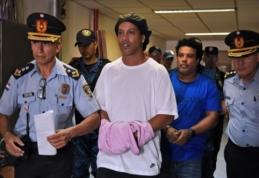 Padirbto Ronaldinho paso istorijoje paskelbtas nuosprendis