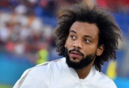 Marcelo: mūsų noras žaisti vis stiprėja