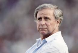 Mirė buvęs Prancūzijos rinktinės treneris M. Hidalgo