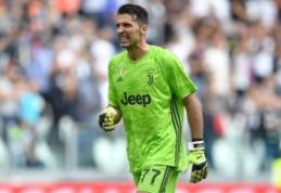 """G. Buffonas gali dar kartą pratęsti kontraktą su """"Juventus"""""""