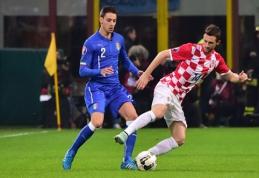 """Oficialu: M. Brozovičius keliasi į """"Inter"""""""