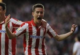"""""""Athletic"""" atmetė """"Man Utd"""" klubo pasiūlymą už A.Herrerą"""