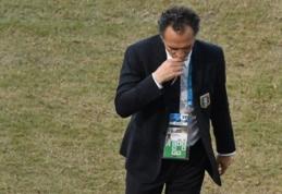 C.Prandelli atsistatydina iš Italijos rinktinės trenerio posto