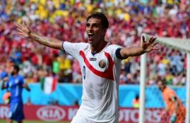 Kosta Rika įveikė italus ir užsitikrino vietą turnyro aštuntfinalyje (VIDEO)
