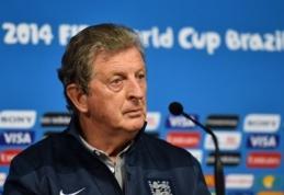Anglijos rinktinės treneris R.Hodgsonas: nežadu atsistatydinti