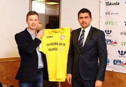 Lietuvos mažojo futbolo asociacija nori rengti 2016 m. Europos čempionatą