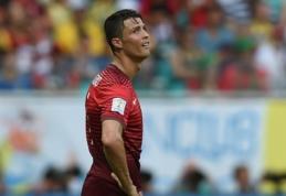 Atsidavimas sportui: C.Ronaldo dėl pasaulio čempionato gali paaukoti savo karjerą