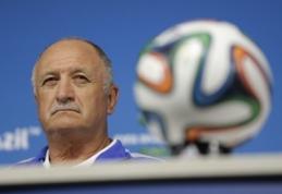 L.Scolari: šis pasaulio čempionatas yra mūsų (+ N.Kovačiaus komentaras)