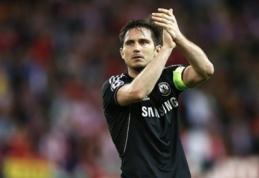 """F.Lampardas patvirtino, kad palieka """"Chelsea"""" klubą"""