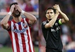 """""""New York City"""" klubas turės du garsius naujokus - F.Lampardą ir D.Villa"""