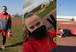 """Lietuvių atsakas """"Gintros"""" legionierėms: sportuojame ir mes – laukite sugrįžimo"""