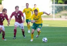 Baltijos taurės varžybos atidedamos neribotam laikui