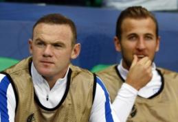 W. Rooney neabejoja, kad H. Kane'as pagerins vieną iš jo rekordų