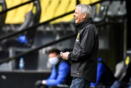 """""""Crystal Palace"""" treneriu turėjęs tapti L. Favre paskutinę minutę persigalvojo"""