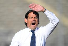 """Naujuoju """"Inter"""" treneriu turėtų tapti S. Inzaghi"""