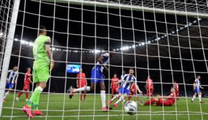 "Berlyno derbyje – užtikrinta ""Hertha"" ekipos pergalė"