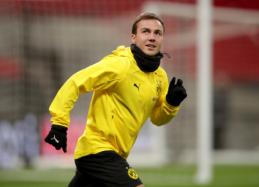 "Oficialu: M. Gotze po sezono paliks ""Borussia"" gretas"