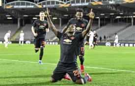 """""""Man Utd"""" nepavyksta susitarti dėl O. Ighalo nuomos pratęsimo"""