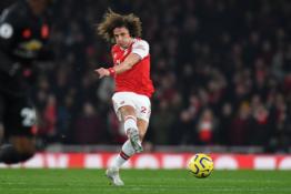 "D. Luizas po sezono gali palikti ""Arsenal"""