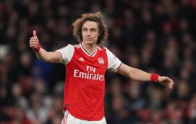 """Agentas: """"Didelė tikimybė, kad Luizas ir toliau liks """"Arsenal"""" klube"""""""
