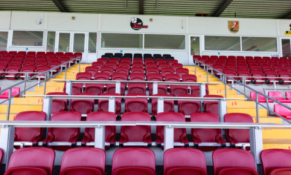 """""""Sūduva"""" atliko stadiono atnaujinimo darbus"""