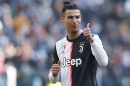 """M. de Ligtas: """"Ronaldo yra geriausias savo kartos futbolininkas"""""""