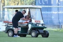 """Kroatijos čempionate – rimta P. Golubicko trauma ir """"HNK Gorica"""" lygiosios"""