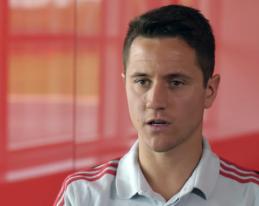 """A. Herrera: """"Nusipelniau daugiau dėmesio iš """"Man Utd"""""""
