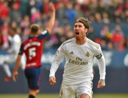 """S. Ramosas sutiko dar metams pratęsti sutartį su """"Real"""""""