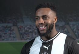 """D. Rose'as sezoną užbaigs """"Newcastle"""" gretose"""