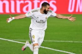"""K. Benzema rezultatyviausių """"Real"""" žaidėjų sąraše aplenkė legendinį F. Puškašą"""