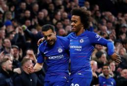 """Pedro ir Willianas sezoną užbaigs """"Chelsea"""" gretose"""