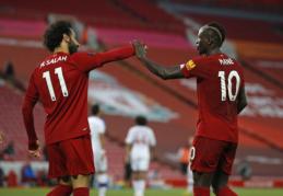 """""""Liverpool"""" – per žingsnį nuo čempionų titulo"""