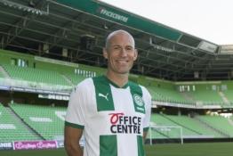 """Į vaikystės klubą sugrįžtantis A. Robbenas: """"Tai buvo mano svajonė"""""""