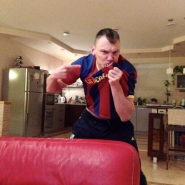 "Žymiausias ""Barcelona"" fanas Lietuvoje"