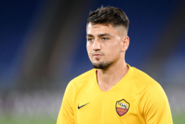 """Oficialu: """"Leicester"""" pasiskolino """"Roma"""" ekipos krašto puolėją"""