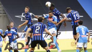 """""""Atalanta"""" namuose susitvarkė su """"Napoli"""" ekipa"""