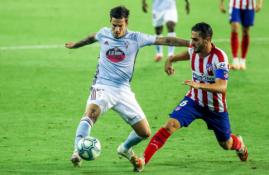 """""""Atletico"""" nesugebėjo įveikti """"Celta Vigo"""" ekipos"""