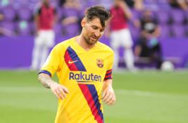 """""""Barcos"""" vadovai sulaukė nemalonaus L. Messi laiško"""